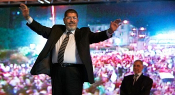 Morsi First Democratically Elected Egyptian President