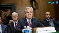 Wells Fargo CEO Grilled at D.C. Hearing