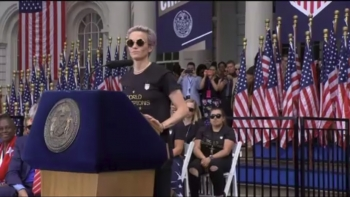 Yes we play soccer, but we are so much more than that - Rapinoe