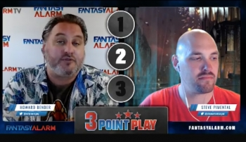 Fantasy Football: 3-Point Play Episode 12