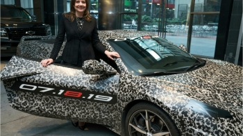 GM Adds Shifts In Kentucky For Corvette Production