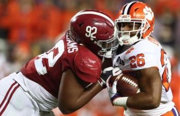 New York Jets Off the Clock: First-Round Pick Defensive Tackle Quinnen Williams, Alabama