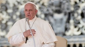 Pope Condemns Gun Violence Occurring In America