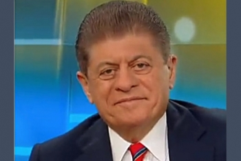 Fox News' Judge Napolitano Accuses Trump of Abusing His Executive Power with Border Wall