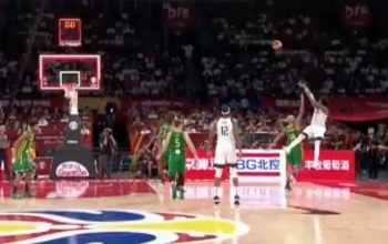 World Cup Basketball Highlights: USA Down Determined Brazil to Reach Quarters Undefeated