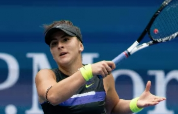 Tennis: Andreescu 'Beyond Blessed' After US Open Triumph
