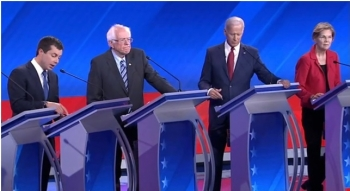 A Look at How the Biggest Names Fared at 3rd Democratic Debate