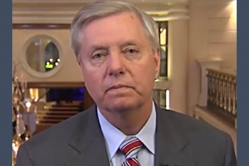 Graham Disagrees with Trump Slapping Additional Sanctions on Iran
