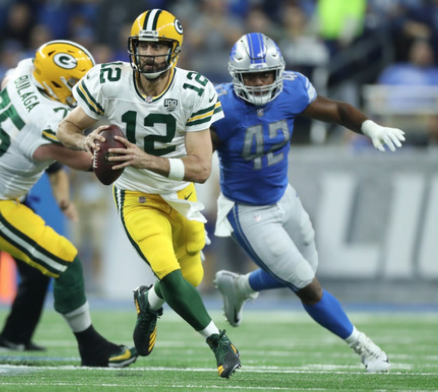 Monday Night Football Preview: Detroit Lions @ Green Bay Packers