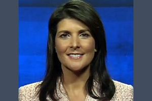 Nikki Haley Writes in New Book Tillerson and Kelly Ignored Trump's Wishes to 'Save the Country'