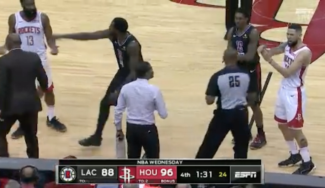 NBA Highlights: Austin Rivers of the Houston Rockets is Euphoric as Dad and Los Angeles Clippers Coach Doc Rivers is Ejected