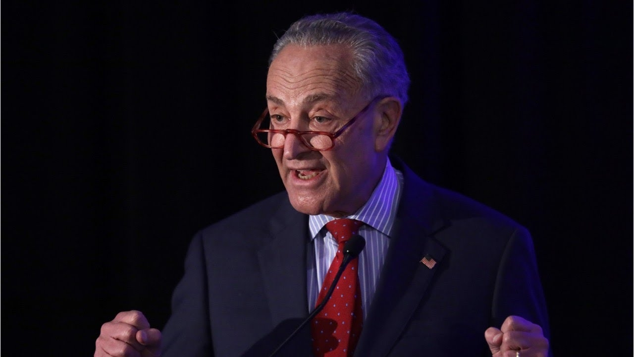Chuck Schumer Calls On Trump To Testify Before Congress