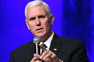 Pence Denies He Knew of Ukraine Plan, Going Against Sondland Testimony