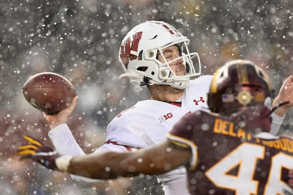 Big Ten Power Rankings: Wisconsin Knocks Off Minnesota to Set Up a Title-Game Tilt with Ohio State