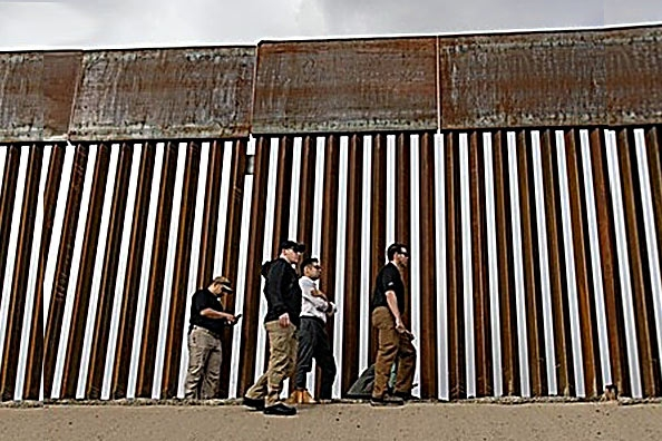 Federal Judge Blocks Trump from Using Military Funds to Build Border Wall
