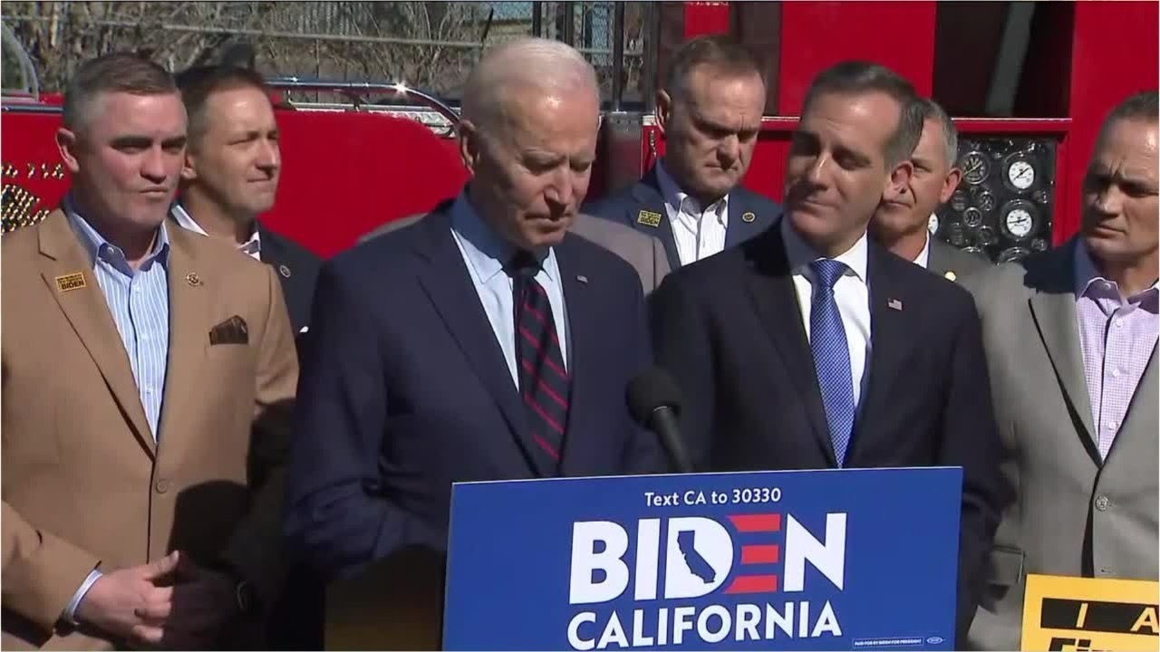Democrats Disappointed By Biden's Survival