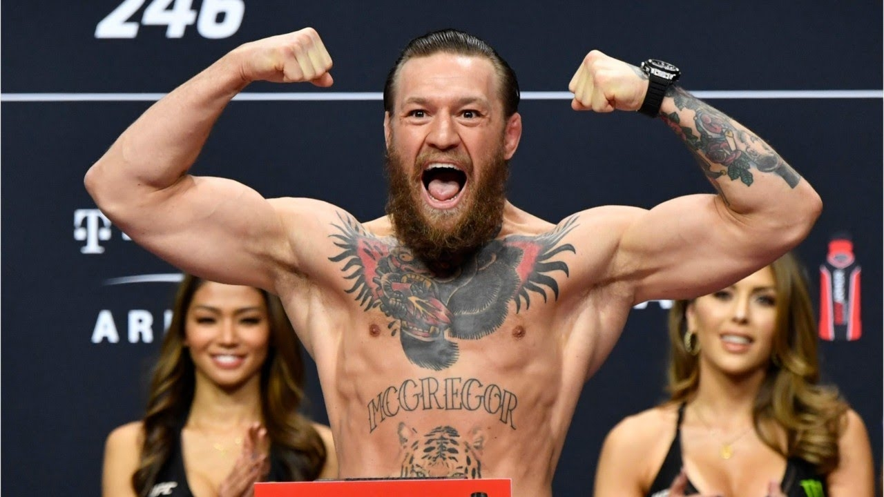 Conor McGregor Said He Never Spoke To Tyson Fury About Training Him For The UFC