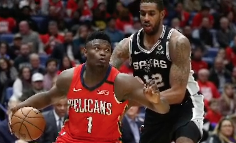 NBA: Zion Williamson Happy to Finally Make NBA Debut for the New Orleans Pelicans