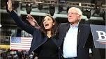 Sanders And AOC Split On 'Medicare For All'