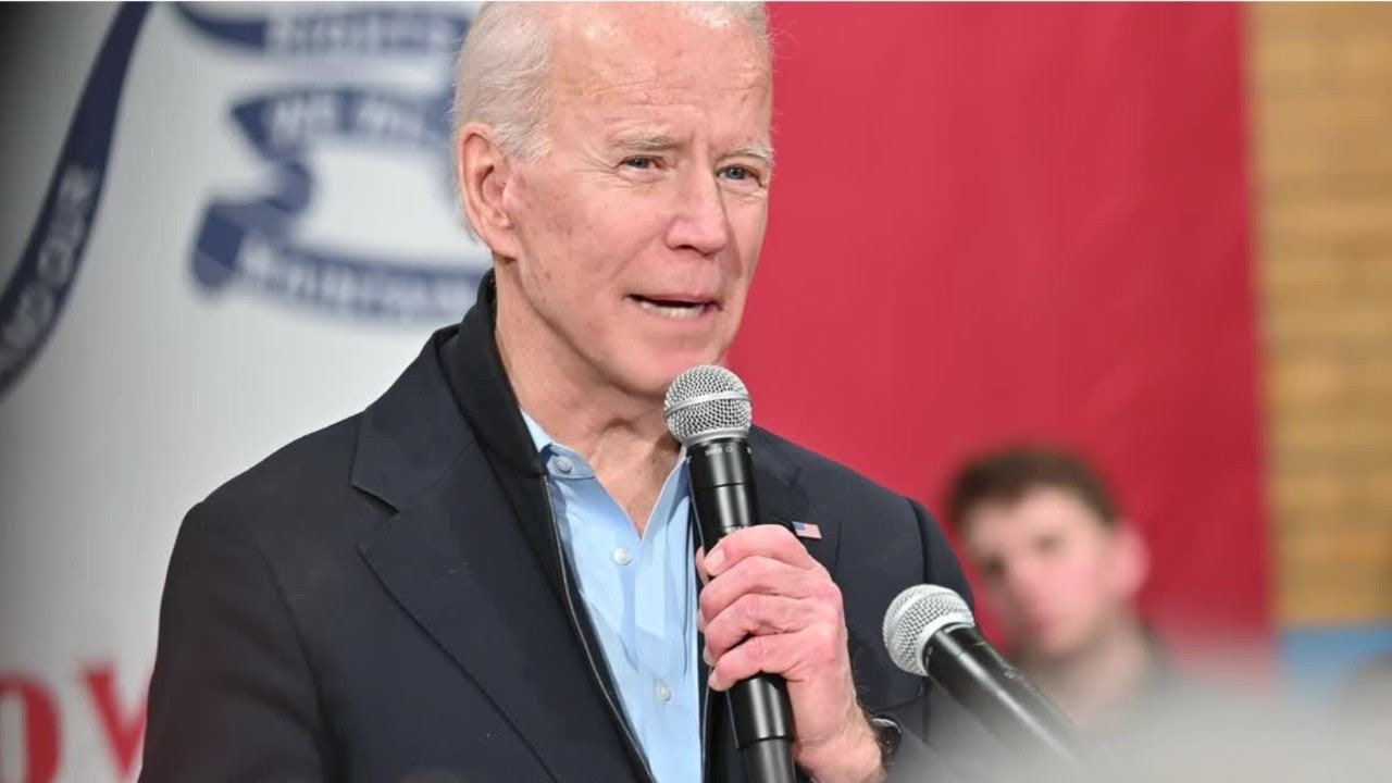 Biden Black Support In South Carolina Down 19%