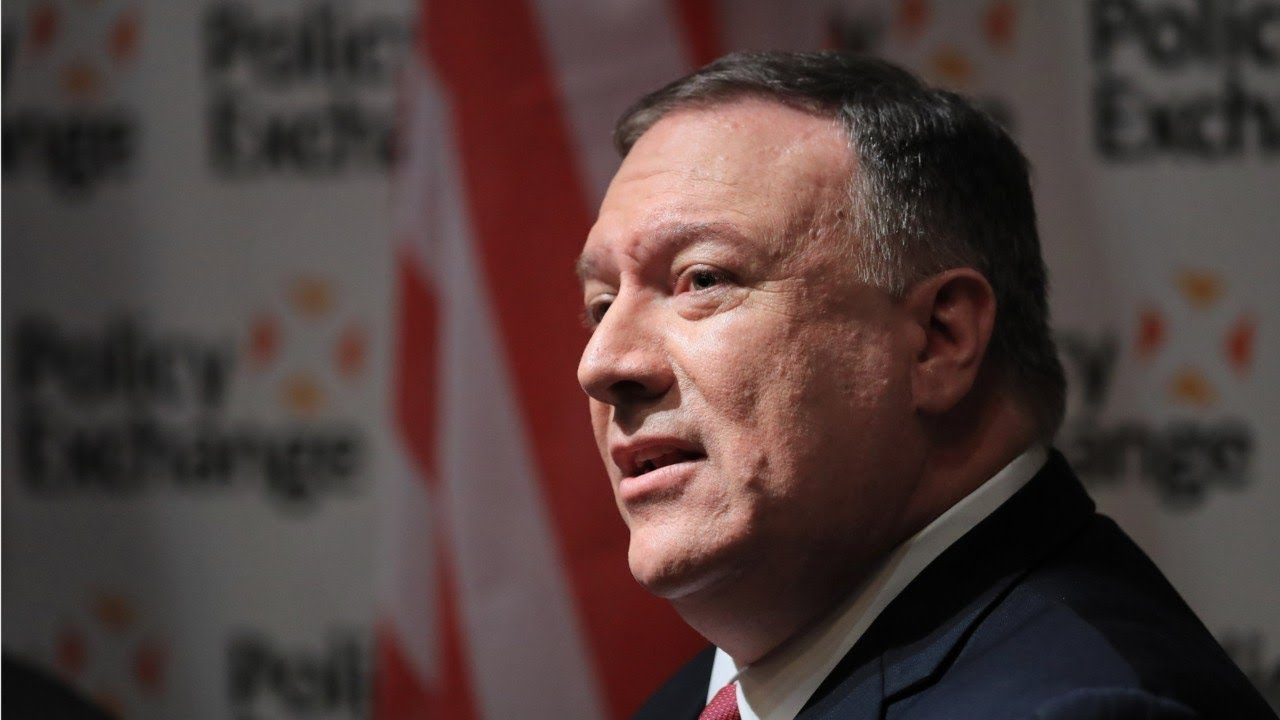 Pompeo: US will sign agreement with Taliban 'if and only if' there's reduction in violence