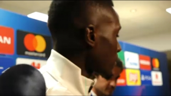 Gueye on his 'God-like' performance against Real Madrid