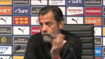 Sanchez Flores apologises to Watford fans after City thrashing