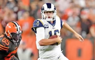 NFL: Los Angeles Rams Had to Rely on Defense to Beat Cleveland Browns