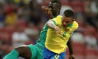 International Soccer: Tite Not Happy With Brazil's Draw With Senegal