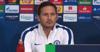 Why are you so scared of Ajax? 'That's just my face!' - Lampard