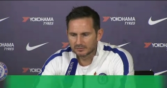 Barkley out, Mason we'll see - Lampard on squad