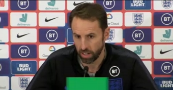 All families have disagreements - Southgate on Sterling and Gomez incident