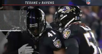 NFL 5 Things: Houston Texans' Terrible Record at the Baltimore Ravens