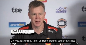 A healthy Sydney is a healthy NBL - Flinn