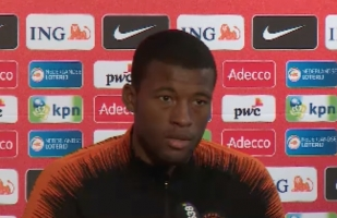 Soccer: Wijnaldum Personally Affected by Racism in Dutch Second-Tier