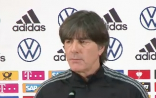 Euro 2020: Joachim Low Concedes Germany Aren't Favorites