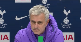 Mourinho chooses Burnley over Joshua title fight