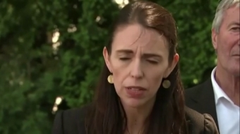 NZ's Ardern 'utterly focused' on retrieving victims