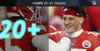 Divisional Playoffs: 5 Things - Chiefs' Huge Comeback Makes NFL History