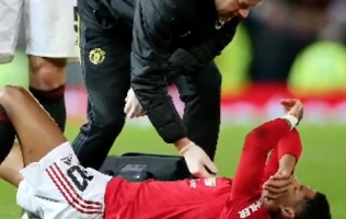 Premier League: Man United May Make Signings After Rashford Injury