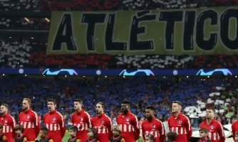 Champions League: Atletico Stirred by Fans in Victory Over Liverpool