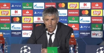 Setien backs depleted Barca squad to get job done in second leg