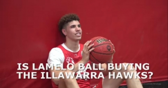 Is LaMelo Ball buying the Hawks?