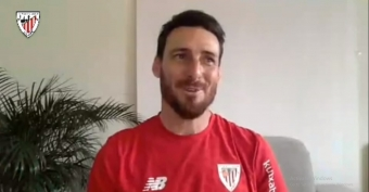 Pandemic puts football in perspective - Aduriz