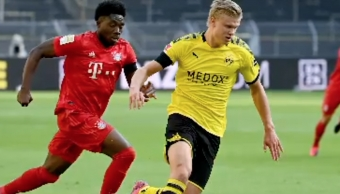 Bundesliga: Dortmund Should Have Had More Shots in Bayern Loss