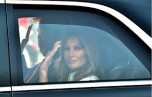 New Book: Melania Renegotiated Her Pre-Nup Before Moving Into White House