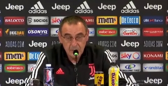 Buffon has Sarri's trust 'as a man and a goalkeeper'