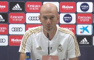 La Liga: Real Madrid's Run of Clean Sheets Delights Zidane