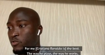 No-one can match 'best ever' Ronaldo's mentality - Danilo