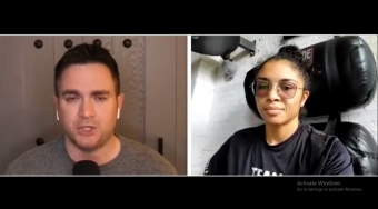 Jessica McCaskill interview with Chris Mannix